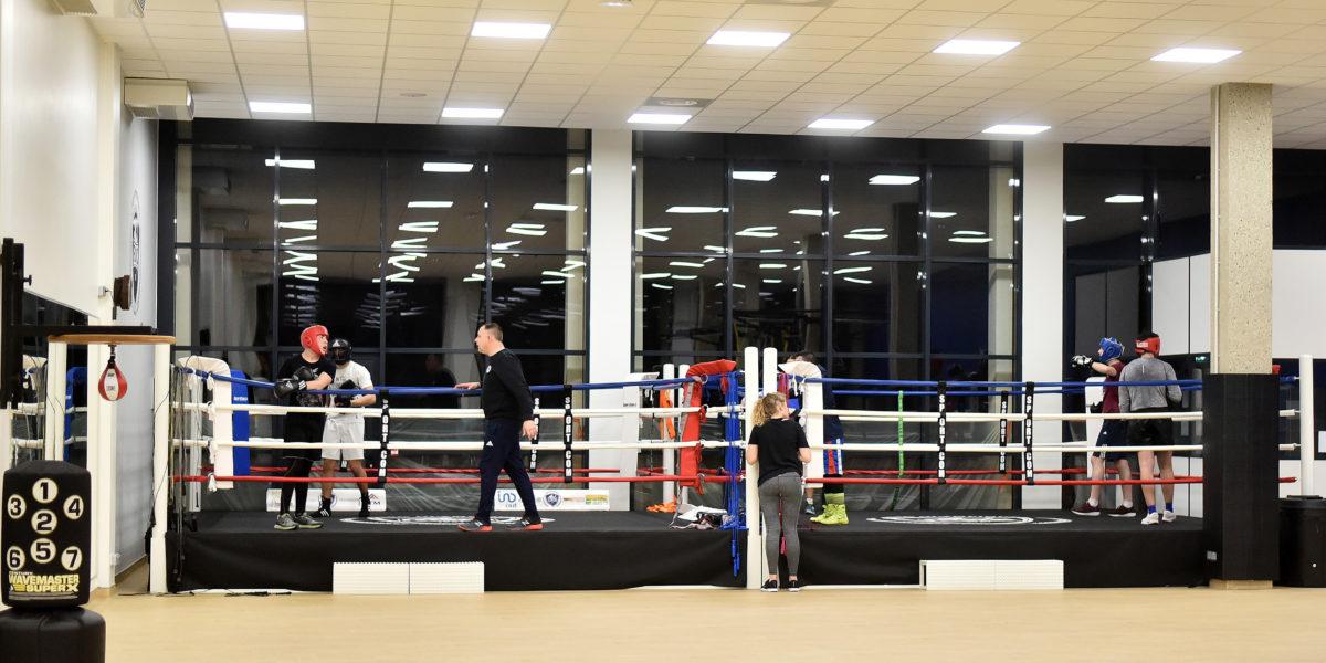 Salle De Boxe Ring Olympique Compiegnois